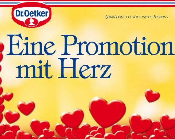 Handelsmarketing – Dr. Oetker