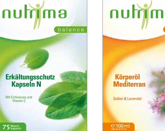 Packaging – Nutrima